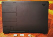 Asus TUF Gaming A15 laptop review