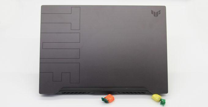 Asus TUF Dash F15 laptop review